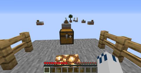 Skyblocks Adventure Iteration 2