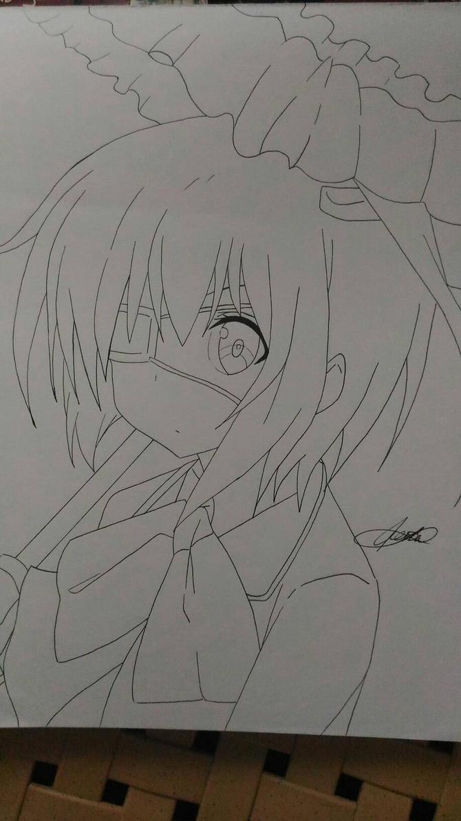 Rikka by Jessie--chan