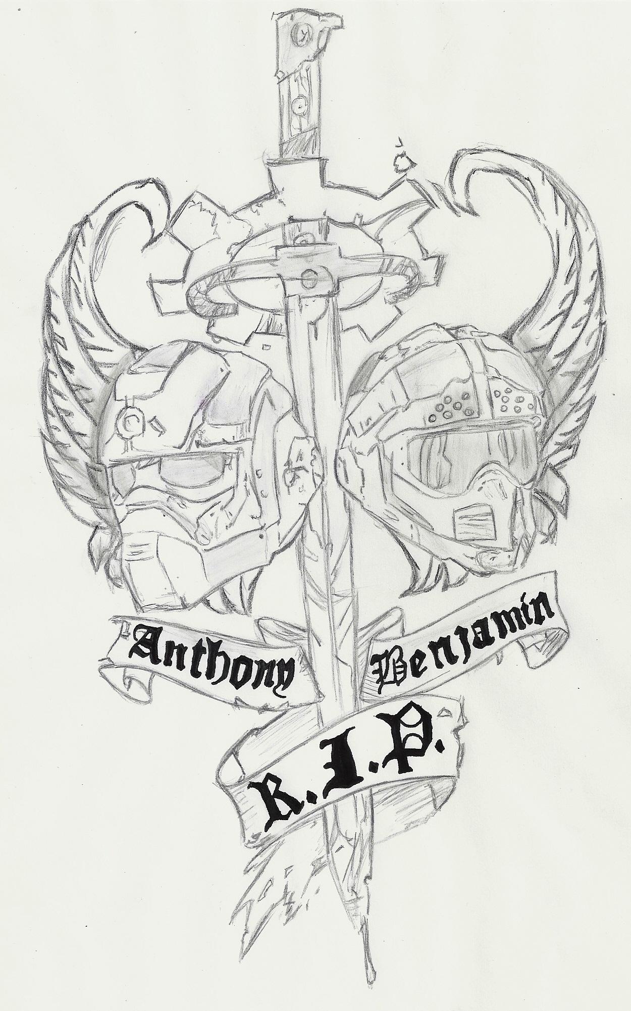 Gears Of War Tattoo By Lupoxvector On Deviantart