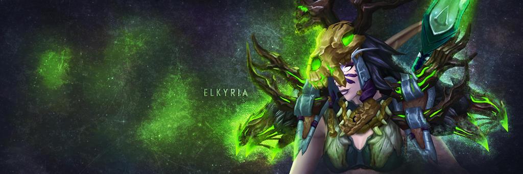 Elkyria - Twitter Banner