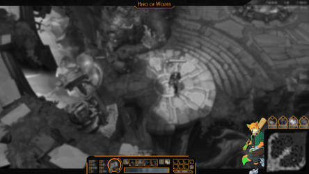 Hero of Wolves - LoL Overlay by FaedrielDesign