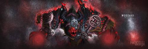 Woozard - Profile Banner by FaedrielDesign