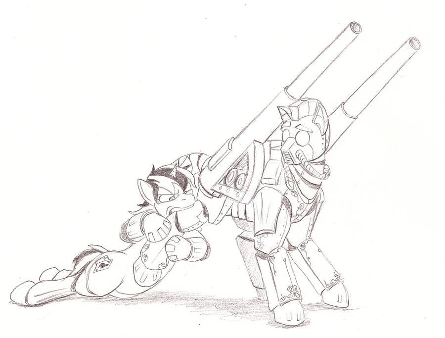 Rematch! by MisterMech