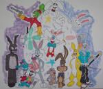 Easter Bunnies 2005