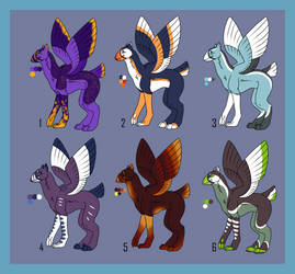 Puffin Griffin Adopt Sheet (OPEN) by shadow21812