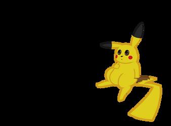 Pikachu by shadow21812