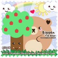 Biggen The Bear
