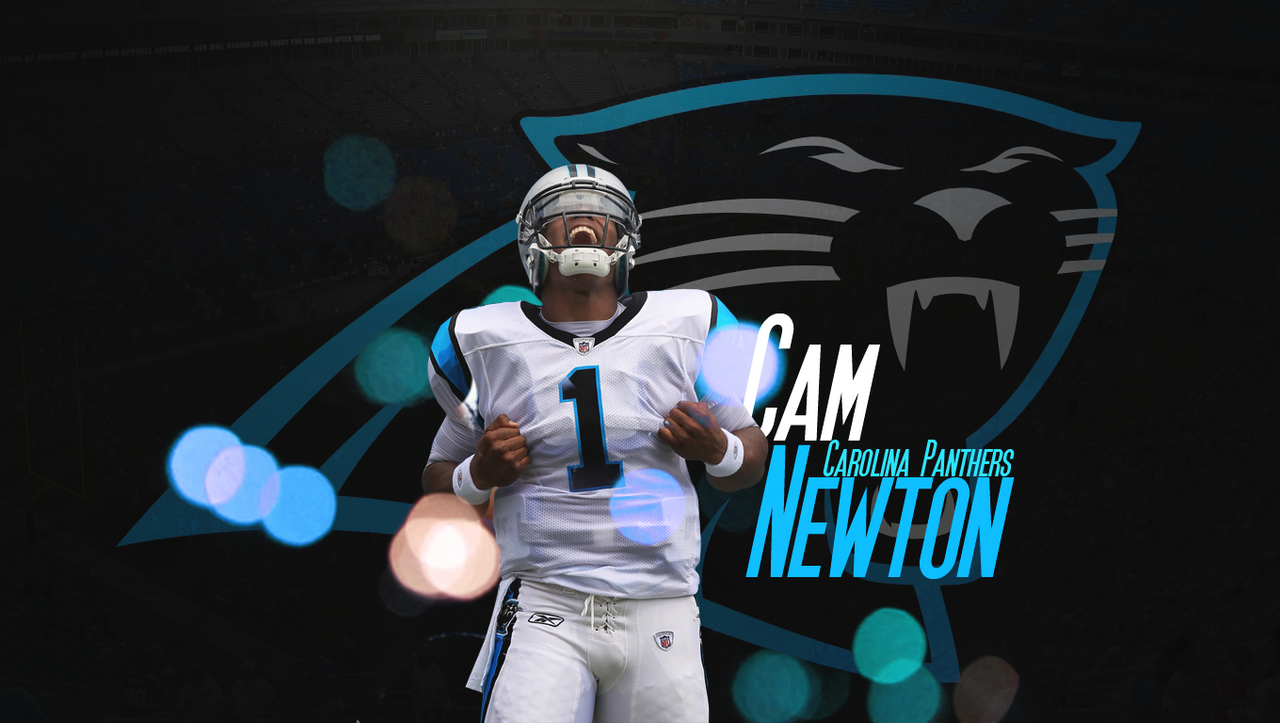 Cam newton wallpaper by dtvn 01 on deviantart - Carolina panthers wallpaper cam newton ...