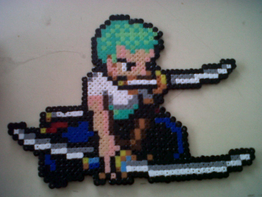 Häufig Roronoa Zoro. One Piece Hama Beads by Bamuga on DeviantArt AP33