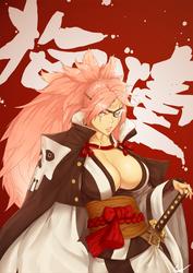 Baiken by Kagamishiro