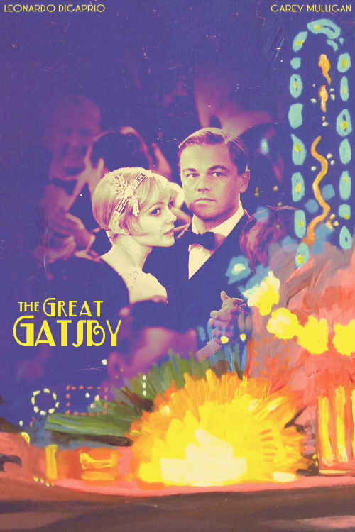 The Great Gatsby by SomeSayMisery