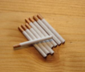 Cigarettes for BJD by Jany1982