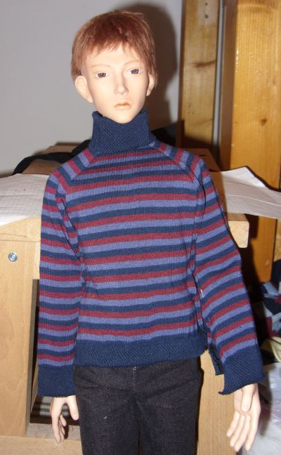 Sven new sweater WIP by Jany1982