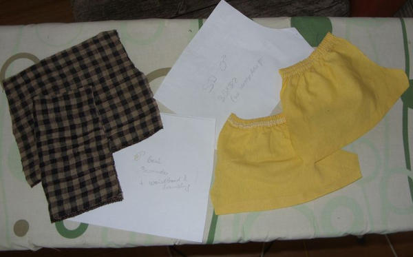 Boxers And Bermudas Parts by Jany1982