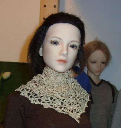 Heather's shawl by Jany1982