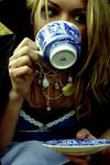 ALICE DOES NOT LIKE TEA.