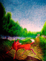 Reynard the Fox by John-Baroque