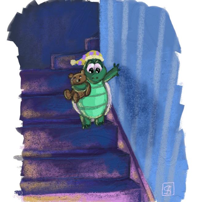  Little Turtle by Shianna-Art