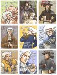 French Revolution Valentines by TheBrassGlass
