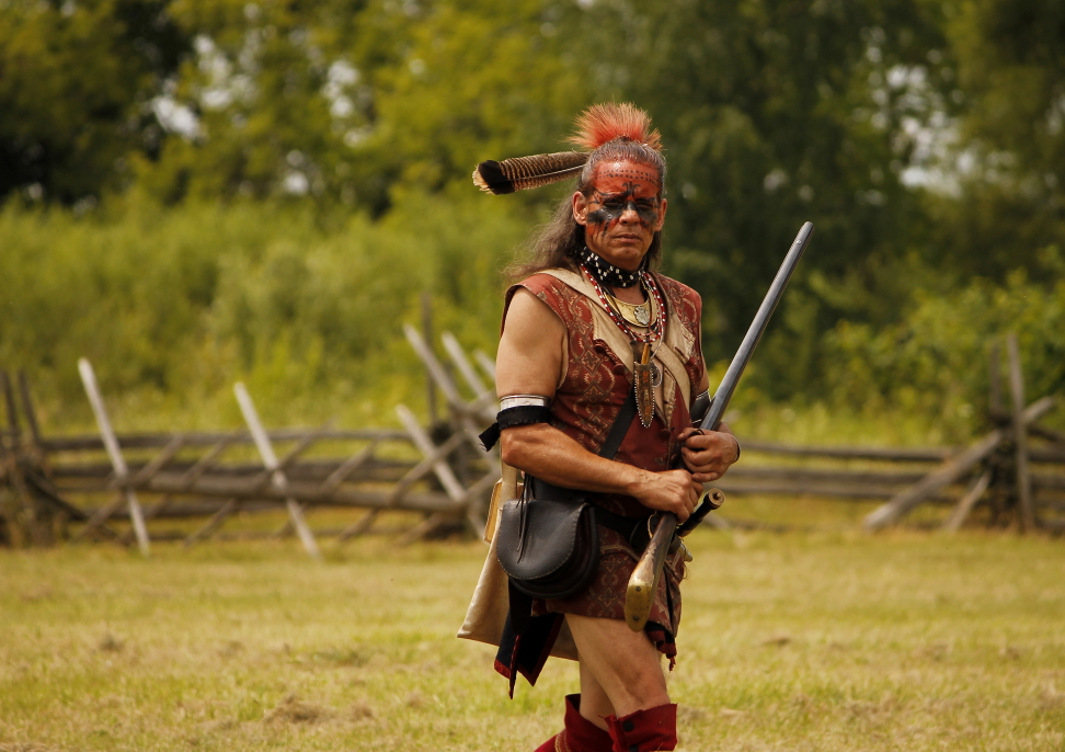 Proud warrior by TheBrassGlass