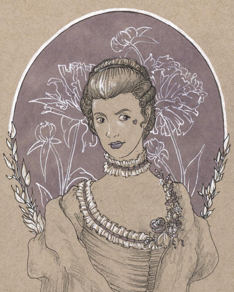 Violet by TheBrassGlass