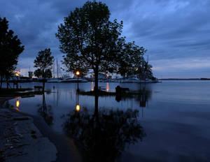 Sackets Harbor flooding
