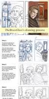 Tutorial: My drawing process