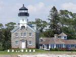 Morgan Point Lighthouse by TheBrassGlass