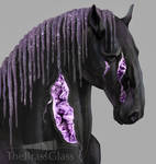 Geode horse