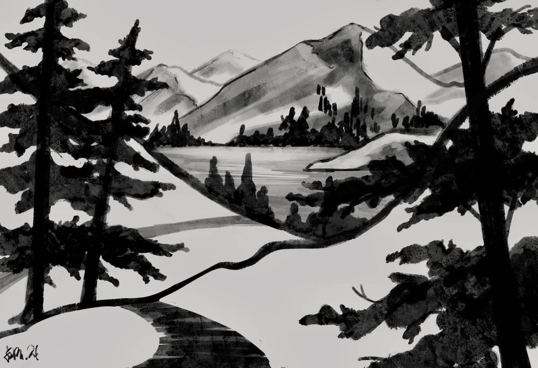 HarrisonHow landscape