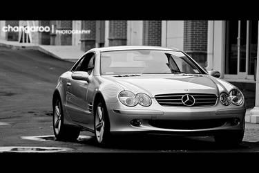 Mercedes Benz SL500 by erykv1