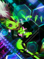 Sombra (los_muertos skin) by FairlyLocalNow