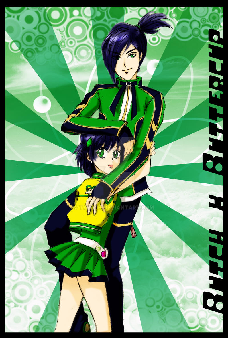 PPGZ: Butch x Buttercup by tabeck on DeviantArt