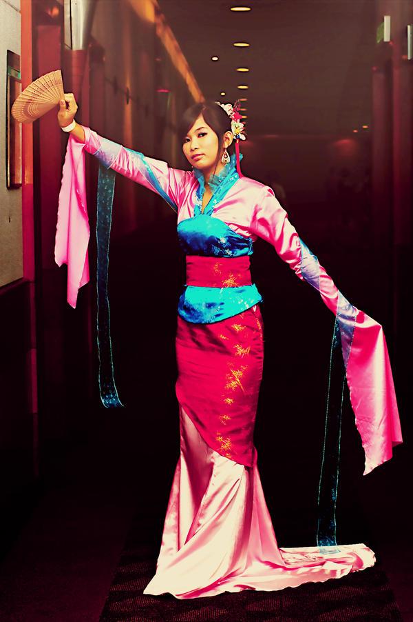 Mulan by tabeck