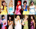 Disney Heroines Cosplay
