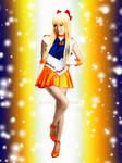 Jessica as Sailor Venus