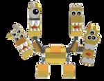 Hydralicks [Lego]
