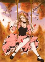 Autumn Girl c.