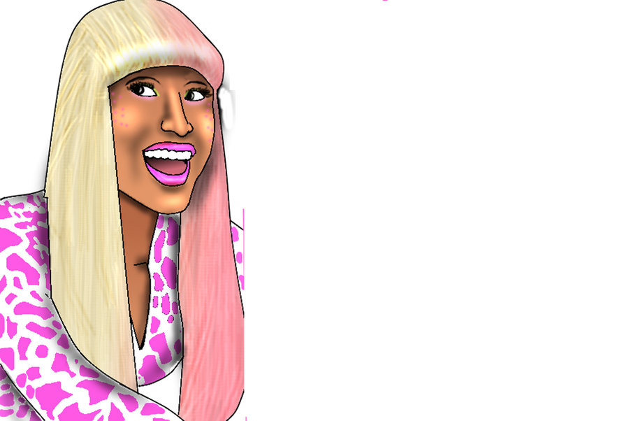 nicki minaj super bass hair. nicki minaj super bass shoes. 2011 nicki minaj super bass
