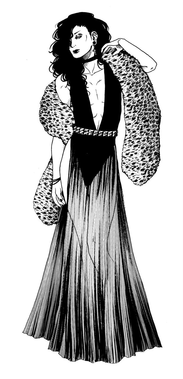 Dress by April-Lily