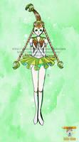Sailor Juno by Jolin-chan