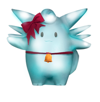 Snowmon Clefable for Pokemon Collaboration