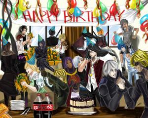 Happy Birthday AWaterFox~