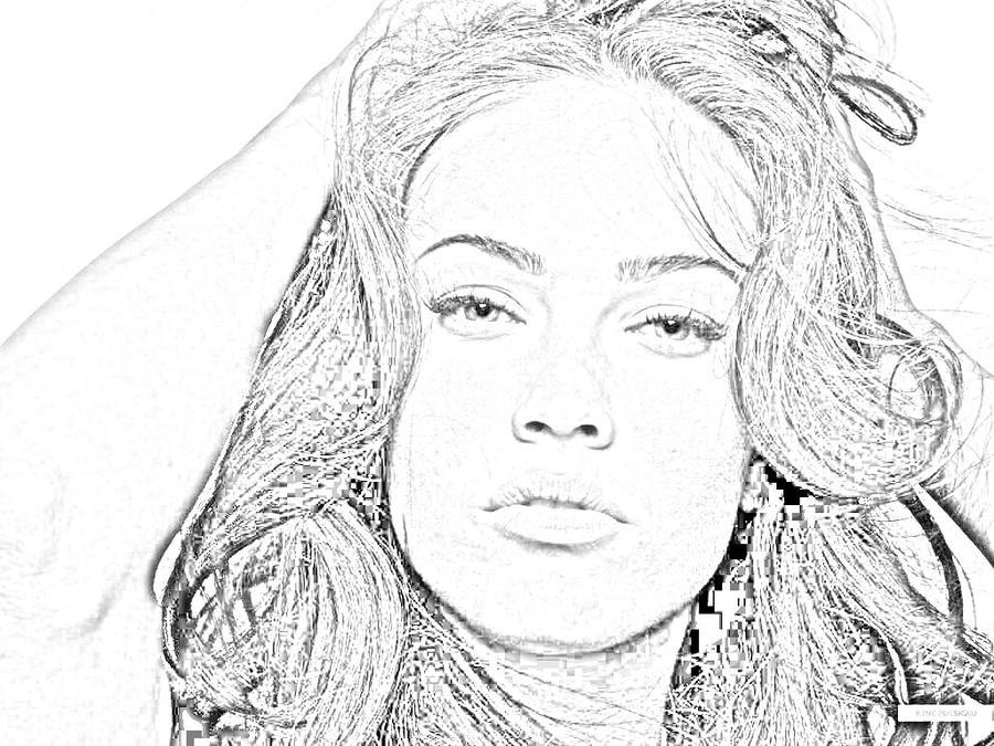 Rostos Desenhos: Desenho Mulher By AleArtLee On DeviantArt