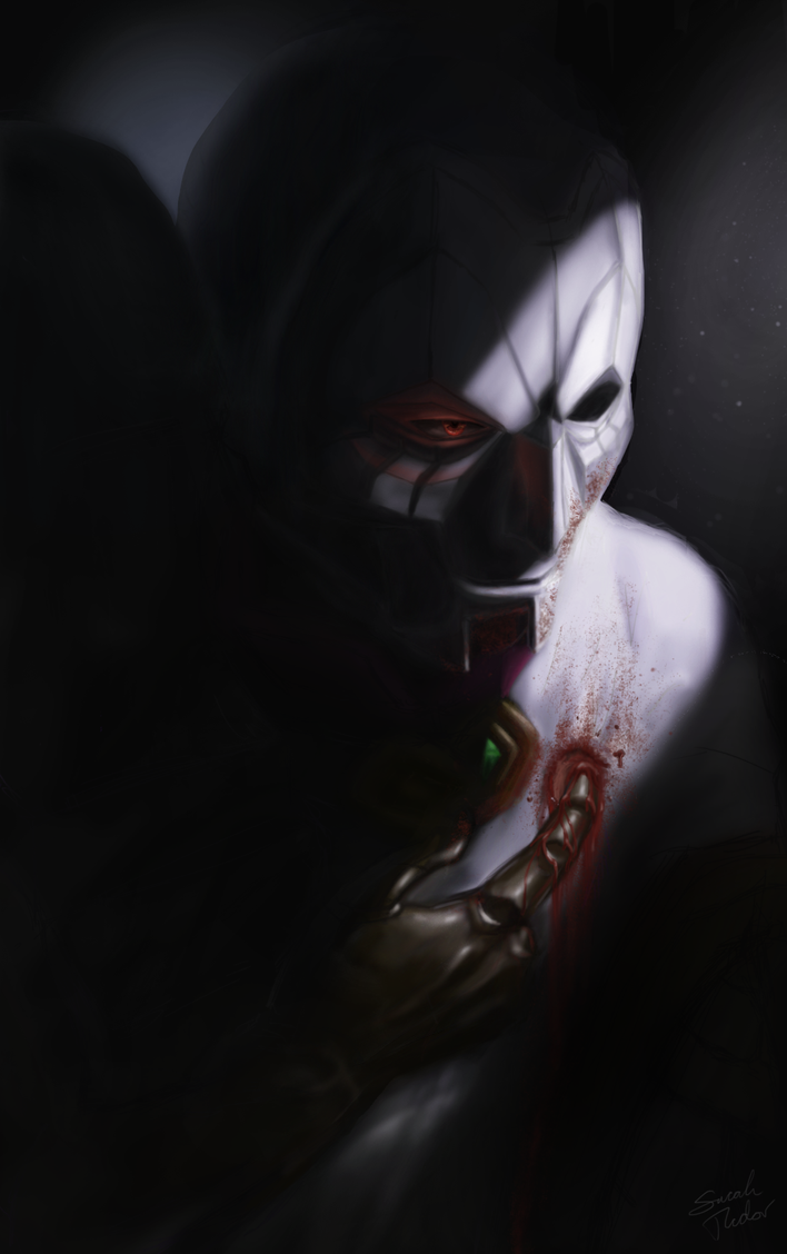 Khada Jhin by MuddyMink