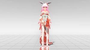 MMD Newcome TDA Yae Sakura Honkai Impact
