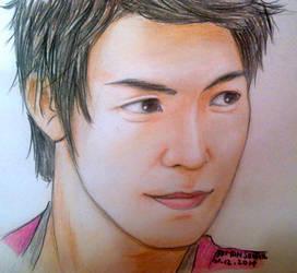 Kpop idol by THEAIMANDPS