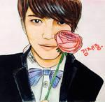 Kim Jaejoong by THEAIMANDPS
