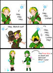 The Legend of Zelda: Navi
