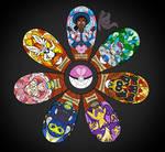 Pokemon Shield Team